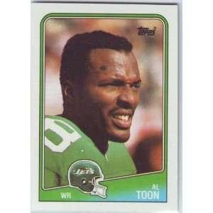 1988 Topps Football New York Jets Team Set Sports