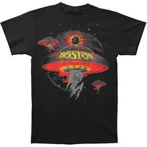 Boston   T shirts   Band Clothing