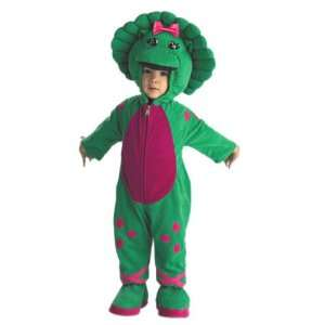 Barney   Costumes   Baby Bop Infant Plush Costume: Toys & Games