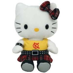 Ty Beanie Babies Hello Kitty Punk (Uk Exclusive) [Toy