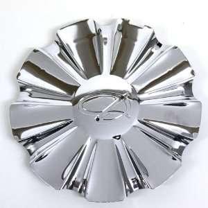 Detata Wheel Chrome Center Cap #111d Rev. 2 Automotive