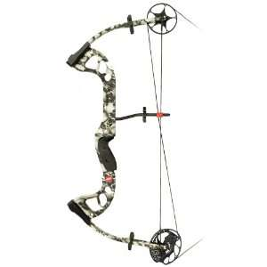 PSE Infinity Stinger Compound Bow Skulz Camo / Left Hand