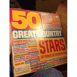 50 Great Country Stars/30 Years of Golden Hits Various
