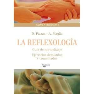 La reflexologia. Guia de aprendizaje. Ejercicios