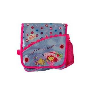 Lovely Strawberry Shortcake Lunch Bag   Insulated lunchpal (Blue)