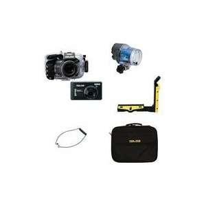 Underwater Digital Camera Sport Kit, SS 06612SA, Cameras Camera