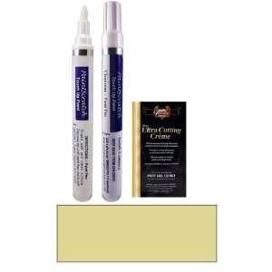 Oz. White Gold Metallic Paint Pen Kit for 2010 Dodge Journey (WL/HWL
