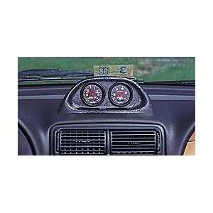 Auto Meter Dash Pods Dash Pod, Dual, 2 1/ 16 in., Ford