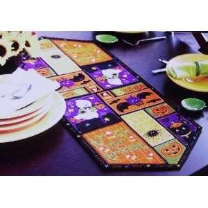 Happy Halloween Table Runner 13 X 36