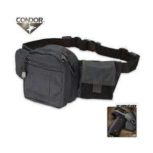 Condor Outdoor Fanny Pack with Holster: Sports & Outdoors