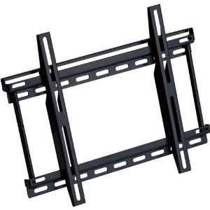23 To 42 Fixed Flat Panel Mount   Black (1N1 MB