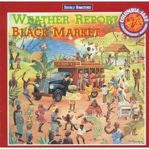 Black market Weather Report Music