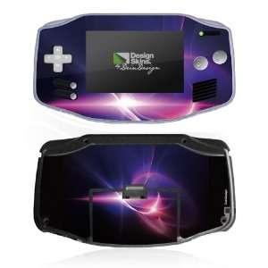 Design Skins for Nintendo Game Boy Advance   Light Dust