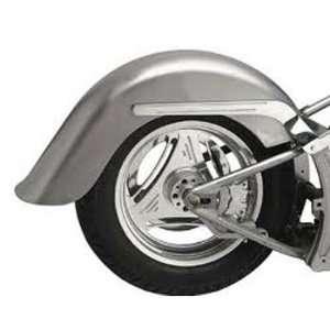 Cruiser Style Custom Rear Fender For Harley Davidson Swingarm Frames