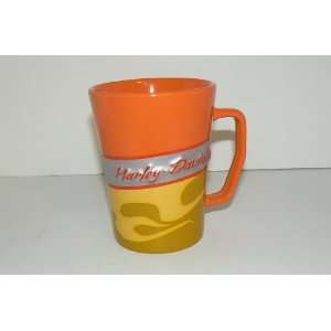 Harley Davidson 11 oz Custom Paint Job Ceramic Coffee Mug