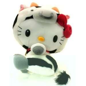 Hello Kitty Cow Style 13 Plush Toys & Games