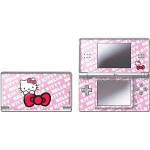 Skinit Hello Kitty Pink Bow Peek Vinyl Skin for Nintendo