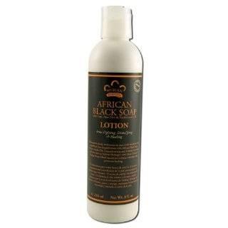 Nubian Heritage   Lotion African Black Soap   8 oz Beauty