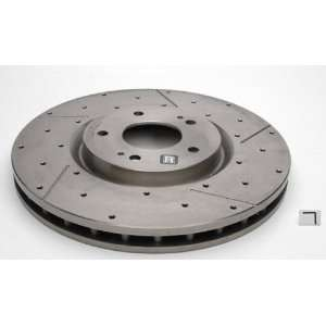 Extreme 31345RX Severe Duty Disc Brake Rotor Only   High Performance