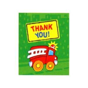 Around Town Thank You Notes Toys & Games