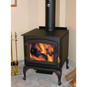 Legend Wood Stove on Legs Home & Kitchen
