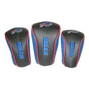 Buffalo Bills Mesh Golf Barrel Head Cover Set