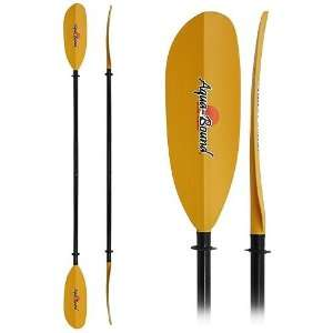 Ray Fiberglass 2 Piece Small Shaft Kayak Paddle: Sports & Outdoors