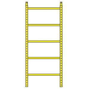Werner Ladder 0127 101 Bil Jax Scaffolding 65 in. H Ladder