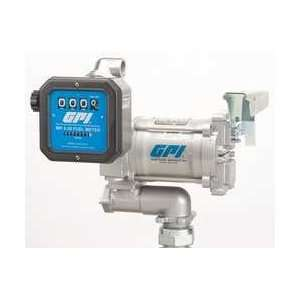 Pump,fuel Transfer,1/3 Hp,115 Vdc,20 Gpm   GPI