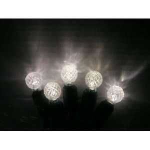 Warm White 12 Volt 20 Bulb LED Light String
