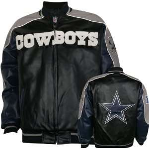 Dallas Cowboys Leather Jackets