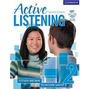 Active Listening 2 Students Book with Self study Audio CD