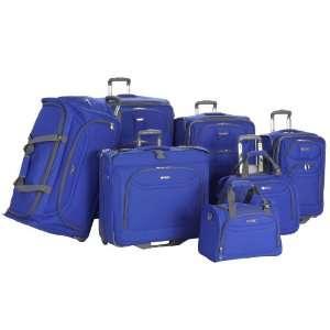 Helium Fusion Lite 2.0 4 Piece Luggage Set Blue