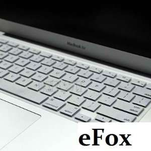 Silicone Keyboard Cover Skin for Macbook air 13.3 13