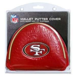 NFL San Fransisco 49ers Mallet Putter Cover