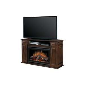 Dimplex SAP033BW Atwood Electric Fireplace and Media Console With