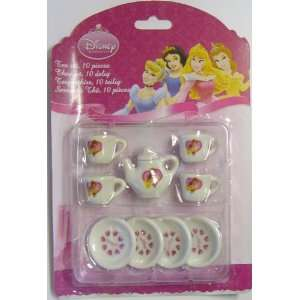 Disney Princess Belle Mini 10 Piece Tea Set Toys & Games