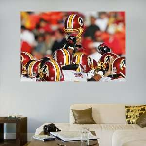 NFL Redskins Helmets Mural Vinyl Wall Graphic Decal Sticker