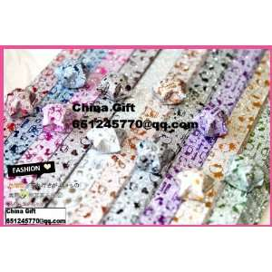 Hello Kitty Stars Origami Paper (Around 200pcs)