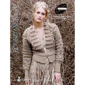S. Charles Collezione Knitting Pattern Book Round Midnight