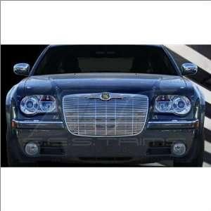 SES Trims Chrome Billet Upper Grille 04 10 Chrysler 300