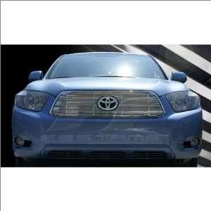SES Trims Chrome Billet Upper Grille 08 10 Toyota