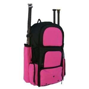 Black & Pink Chita Softball Baseball Bat Equipment
