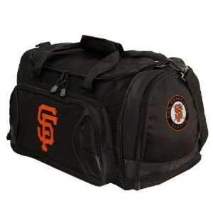 San Francisco Giants Black Flyby Duffle Bag