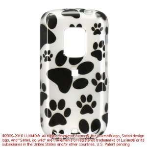 on Case for the HTC Hero Sprint   White Dog Paws Print Electronics