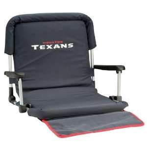 Houston Texans NFL Deluxe Stadium Seat