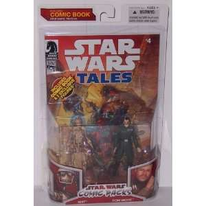 Star Wars 2009 Comic Book Action Figure 2Pack Dark Horse Star Wars