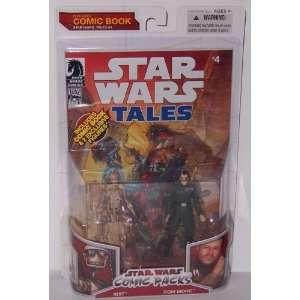 Star Wars 2009 Comic Book Action Figure 2Pack Dark Horse Star Wars