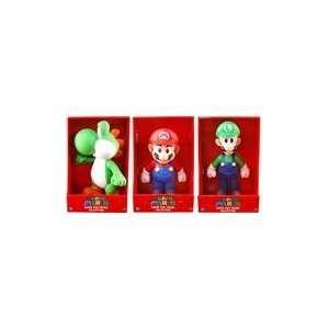 Super Mario Bros Nintendo 9 Super Size Figure Collection