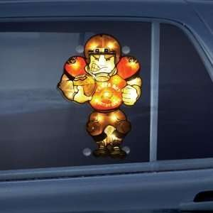 Tampa Bay Buccaneers NFL Two Sided Light Up Car Window Decoration (9